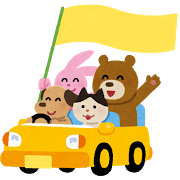 car_animals_flag